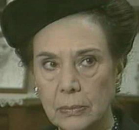 Θλίψη στον ελληνικό κινηματογράφο: Πέθανε η γνωστή ηθοποιός Μαρία Ζαφειράκη - Κυρίως Φωτογραφία - Gallery - Video