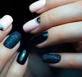18 Minimal nail art για το φθινόπωρο που σίγουρα θα λατρέψεις! - Κυρίως Φωτογραφία - Gallery - Video