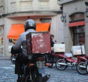 Θεσσαλονίκη: Νεκρός ντελιβεράς από αυτοκίνητο που παραβίασε το ST0P - Το δέκατο θύμα σε 2 χρόνια - Κυρίως Φωτογραφία - Gallery - Video