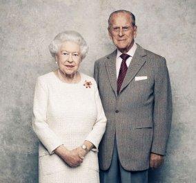71 χρόνια μαζί & παντρεμένοι: Φωτό από τον γάμο της βασίλισσας Ελισάβετ με τον ...άτακτο Έλληνα πρίγκιπα Φίλιππο (βίντεο) - Κυρίως Φωτογραφία - Gallery - Video