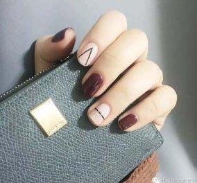 30 φανταστικές ιδέες για μοναδικά νύχια το Νοέμβριο: Ακαταμάχητο μανικιούρ για όλες - Φώτο   - Κυρίως Φωτογραφία - Gallery - Video