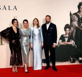 Η ταινία του Γιώργου Λάνθιμου, «The Favourite», σάρωσε με 13 υποψηφιότητες στα βραβεία BIFA (Βίντεο) - Κυρίως Φωτογραφία - Gallery - Video