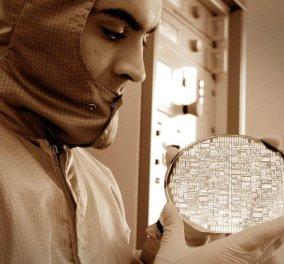 Θέμης Προδρομάκης: Ο επιστήμονας της νανοτεχνολογίας αλλάζει με την ομάδα του στο Σαουθάμπτον το χώρο της μικροηλεκτρονικής - Κυρίως Φωτογραφία - Gallery - Video