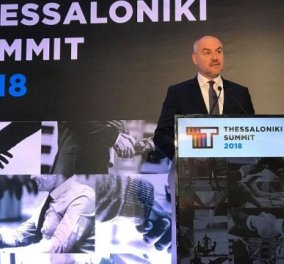 Ξεκίνησαν οι εργασίες του 3ου Thessaloniki Summit: Σαββάκης - Η χώρα χρειάζεται νέα βιομηχανική πολιτική - Κυρίως Φωτογραφία - Gallery - Video