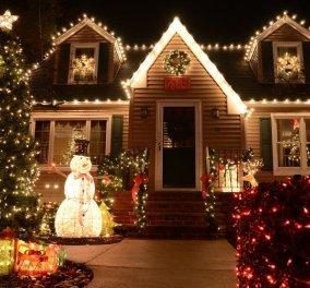 Μήπως το παρακάνεις με την χριστουγεννιάτικη διακόσμηση; Δες πως θα κάνεις το σπίτι σου να μοιάζει κομψό - Κυρίως Φωτογραφία - Gallery - Video