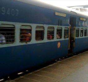 Συγκλονιστικό: Τρένο περνά πάνω από μωρό ενός έτους - Πώς το βρέφος βρέθηκε στις ράγες (Φωτό & Βίντεο) - Κυρίως Φωτογραφία - Gallery - Video