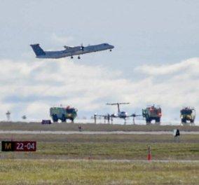 Καναδάς: Συγκρούστηκαν αεροσκάφη στον αέρα - Νεκρός ο πιλότος - Κυρίως Φωτογραφία - Gallery - Video