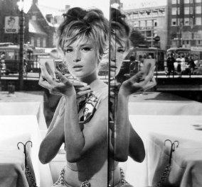 Βίρνα Λίζι: Η σεξοβόμβα των '70s είχε χιούμορ, απέραντη γοητεία και δυσβάσταχτο τέλος - Ήταν μούσα του Αντονιόνι (Φωτό & Βίντεο) - Κυρίως Φωτογραφία - Gallery - Video
