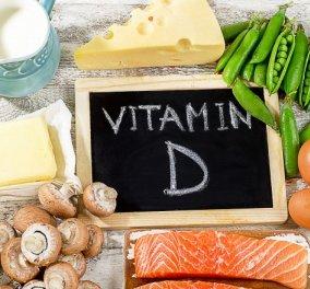 4+1 tips που θα μας βοηθήσουν να παίρνουμε καθημερινά την βιταμίνη D: Που την χρειαζόμαστε; - Κυρίως Φωτογραφία - Gallery - Video
