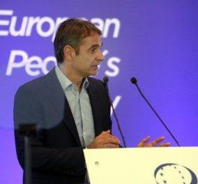 Κ. Μητσοτάκης: Θα νικήσουμε τους λαϊκιστές στις επόμενες εκλογές (βίντεο) - Κυρίως Φωτογραφία - Gallery - Video