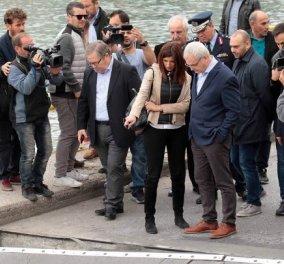 Καβάλα: Αυτοψία της Κ. Νοτοπούλου στη γέφυρα που κατέρρευσε - Κυρίως Φωτογραφία - Gallery - Video