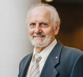 Έλληνας ομογενής καθηγητής ανακάλυψε άγνωστη έως τώρα περιοχή στον ανθρώπινο εγκέφαλο - Κυρίως Φωτογραφία - Gallery - Video