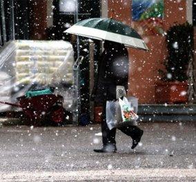 Έρχεται νέο κύμα κακοκαιρίας με βροχές και χιόνια - Τι προβλέπει ο Σάκης Αρναούτογλου (βίντεο) - Κυρίως Φωτογραφία - Gallery - Video