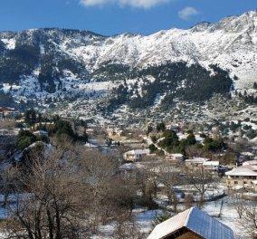 Τρεις ιδανικοί χειμερινοί προορισμοί κοντά στην Αθήνα για να περάσετε ονειρεμένα τις μέρες των Χριστουγέννων - Κυρίως Φωτογραφία - Gallery - Video