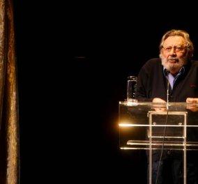 """""""Άπαντες παρόντες"""" στο τελευταίο αντίο: Όλο το ελληνικό θέατρο στην πολιτική κηδεία του Γιώργου Μοσχίδη (φώτο) - Κυρίως Φωτογραφία - Gallery - Video"""