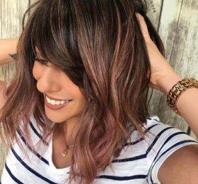 Όμπρε μαλλιά για μελαχρινή ή καστανή: 30+ μοναδικές προτάσεις που θα σε ανανεώσουν - Φώτο   - Κυρίως Φωτογραφία - Gallery - Video