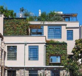 Foundry Hotel: Το Αθηναϊκό ξενοδοχείο με τους κάθετους κήπους & την πράσινη ταράτσα συνδυάζει τον industrial σχεδιασμό με ρετρό πινελιές - Κυρίως Φωτογραφία - Gallery - Video