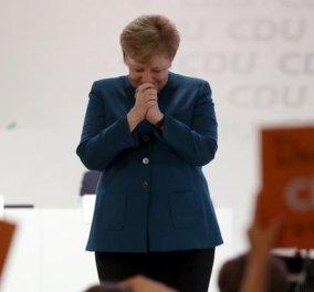 Βίντεο: Χειροκροτούσαν την Μέρκελ επί 10 λεπτά - Η συγκίνηση αποχώρησης από την προεδρία του CDU  - Κυρίως Φωτογραφία - Gallery - Video