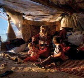 Κορυφαίες εικόνες: Οι καταστροφικές συνέπειες μιας σύγκρουσης- Η δύναμη της αγάπης & του πολέμου μέσα από λήψεις της Lynsey Addario  - Κυρίως Φωτογραφία - Gallery - Video