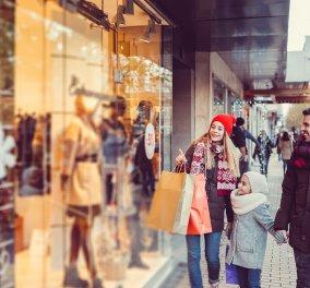 Εορταστικό ωράριο: Πως θα λειτουργήσουν τα καταστήματα μέχρι την Πρωτοχρονιά  - Κυρίως Φωτογραφία - Gallery - Video