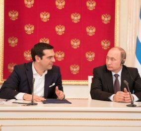 Ο Αλέξης Τσίπρας ταξιδεύει στη Ρωσία - Πότε θα συναντηθεί με τον Βλαντιμίρ Πούτιν - Κυρίως Φωτογραφία - Gallery - Video