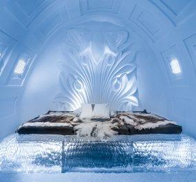 Αυτά είναι τα 8 πιο όμορφα ξενοδοχεία από πάγο σε όλο τον κόσμο (φωτό) - Κυρίως Φωτογραφία - Gallery - Video
