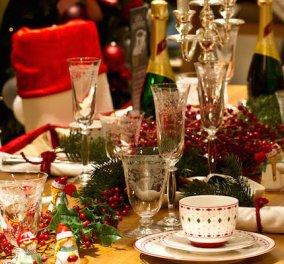 Από 10 ευρώ το άτομο catering το μενού Χριστουγέννων & Πρωτοχρονιάς; - Κάναμε έρευνα και σας προτείνουμε  - Κυρίως Φωτογραφία - Gallery - Video