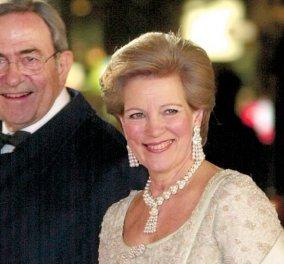 Σπάνιες φώτο: Βασιλιάς Κωνσταντίνος & Άννα Μαρία ντυμένη Αμαλία - Με τον Κάρολο της Αγγλίας πριν από 40 χρόνια  - Κυρίως Φωτογραφία - Gallery - Video