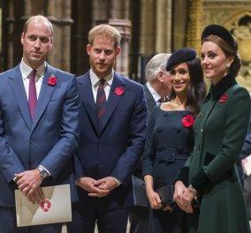 Μέγκαν Μάρκλ & Πρίγκιπας Ουίλιαμ δεν μιλιούνται... Δείτε το αποκαλυπτικό βίντεο  - Κυρίως Φωτογραφία - Gallery - Video