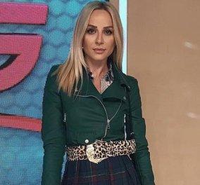 My Style Rocks: Αποχώρησε η Τζίνα Δημητρακοπούλου μετά από μια πασαρέλα με φτερά και πούπουλα (βίντεο) - Κυρίως Φωτογραφία - Gallery - Video