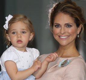 Πριγκίπισσα Μαντλέν της Σουηδίας: Φωτογραφία της γλυκύτατης  4χρονης κόρης ντυμένη μπαλαρίνα - Κυρίως Φωτογραφία - Gallery - Video