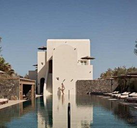 «Istoria» το ξενοδοχείο στην Σαντορίνη ανάμεσα στα 20 κορυφαία του κόσμου από το Architectural Digest!!!!!! - Κυρίως Φωτογραφία - Gallery - Video