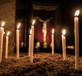 Για ποιον λόγο δεν πρέπει να σβήνονται γρήγορα τα κεριά που ανάβουμε στην εκκλησία - Κυρίως Φωτογραφία - Gallery - Video