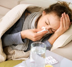 Με αυτά τα 6 τρόφιμα γίνεστε αμέσως περδίκι - Καταπολεμούν τη γρίπη και τα κρυολογήματα - Κυρίως Φωτογραφία - Gallery - Video