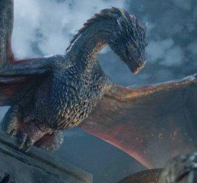 Γιατί οι δράκοι του Game of Thrones τελικά δεν είναι δράκοι; - Κυρίως Φωτογραφία - Gallery - Video