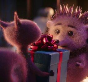 Η πιο χαριτωμένη, η πιο γλυκούλα, η πιο viral χριστουγεννιάτικη διαφήμιση – Δικιά σας - Κυρίως Φωτογραφία - Gallery - Video