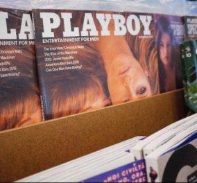 Τυφλός άνδρας έκανε μήνυση στο playboy επειδή δεν μπορεί να το... διαβάσει - Κυρίως Φωτογραφία - Gallery - Video