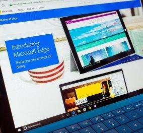 Αλλάζει το σερφάρισμά μας στο Internet: Τέλος ο Microsoft Edge - Ο νέος browser θα θυμίζει τον Google Chrome - Κυρίως Φωτογραφία - Gallery - Video