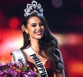«Miss Universe»: «Βασίλισσα» της ομορφιάς η Μις Φιλιππίνες - Εκτός των φιναλίστ η Ιωάννα Μπέλλα (Φωτό & Βίντεο) - Κυρίως Φωτογραφία - Gallery - Video