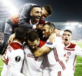 Europa League: Με την Ντιναμό Κιέβου ο Ολυμπιακός! - Κυρίως Φωτογραφία - Gallery - Video