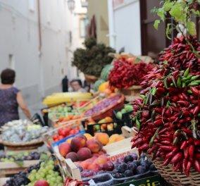 Εποχικότητα τροφίμων: όλος ο κατάλογος των φρέσκων φρούτων και λαχανικών για κάθε εποχή - Κυρίως Φωτογραφία - Gallery - Video