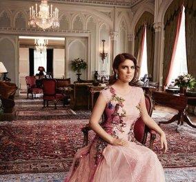 H Πριγκίπισσα Ευγενία μόλις μοιράστηκε μια πολύ γλυκιά φωτογραφία με την αδερφή της Βεατρίκη απ' όταν ήταν μικρές! - Κυρίως Φωτογραφία - Gallery - Video