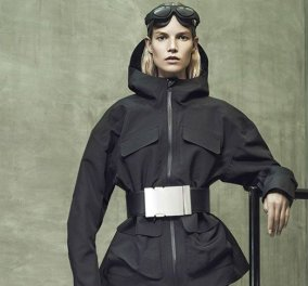 Εντυπωσιακή η κολεξιόν του μεγάλου σχεδιαστή Alexander Wang για την δημοφιλή H&M - Κυρίως Φωτογραφία - Gallery - Video