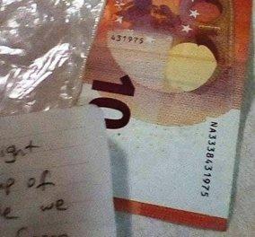 Good news: Μετανάστες πήραν ξύλα από καφενείο στον Έβρο για να ζεσταθούν - Άφησαν ένα σημείωμα και €10! - Κυρίως Φωτογραφία - Gallery - Video