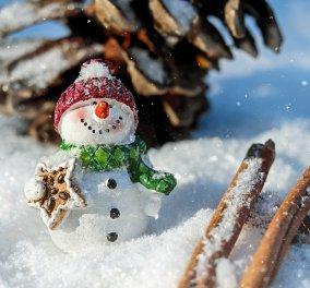 Πρωτοχρονιά ντυμένη στα λευκά: Έκτακτο δελτίο επιδείνωσης καιρού - Με χιόνια θα υποδεχθούμε το 2019 - Κυρίως Φωτογραφία - Gallery - Video