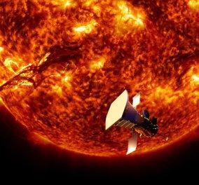 Υποκλινόμαστε: Δείτε στο βίντεο την πιο κοντινή εικόνα στο βασιλιά Ήλιο  - Κυρίως Φωτογραφία - Gallery - Video