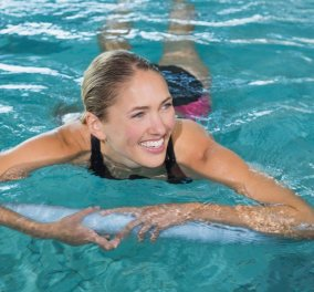 Κολύμβηση η Νο1 γυμναστική! Ιδού 10 λόγοι για να την αρχίσετε    - Κυρίως Φωτογραφία - Gallery - Video