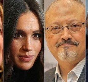 Οι 10 υποψήφιοι του «ΤΙΜΕ» για το πρόσωπο της χρονιάς: Η πιο παράταιρη λίστα που έγινε ποτέ (Φωτό) - Κυρίως Φωτογραφία - Gallery - Video