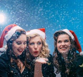 The Airlettes: Mας παρασύρουν σε ένα γιορτινό swing & boogie ταξίδι στο Half Note!  - Κυρίως Φωτογραφία - Gallery - Video