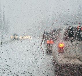 Καιρός: Βροχερό το σκηνικό της Τρίτης χωρίς μεταβολές και πτώση της θερμοκρασίας - Κυρίως Φωτογραφία - Gallery - Video